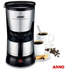 Cafeteira-Arno-Gran-Perfectta-Thermo-24-Xicaras-Inox-Premium