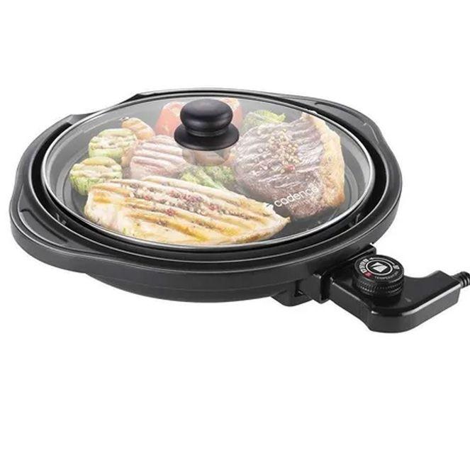 Grill-Panela-Eletrica-Cadence-Perfect-Taste-Redondo-1250w
