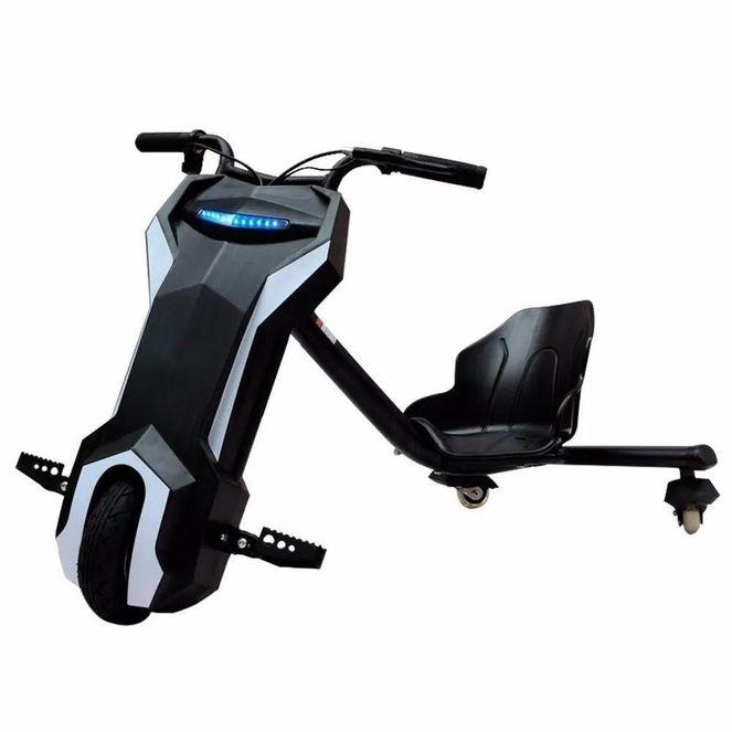 Triciclo-Eletrico-Scooter-Motorizado-Infantil-2-Velocidades-Freio-120W-Importwa